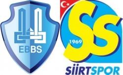 ErzurumBBspor 1- Siirtspor 1