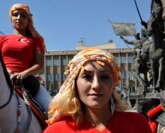 Ciritci kadınlar isyan etti!