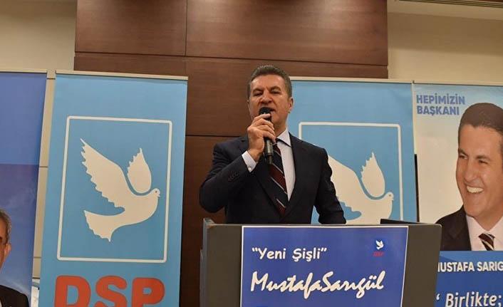 Mustafa Sarıgül DSP'den İstanbul adayı mı olacak?