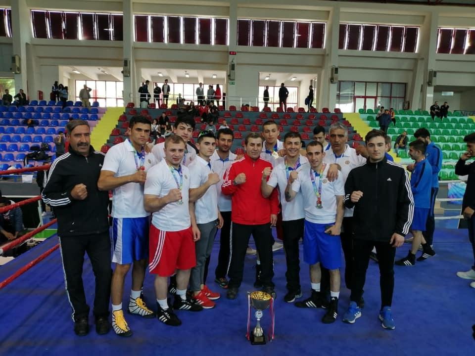Atatürk Üniversitesi Türkiye şampiyonu