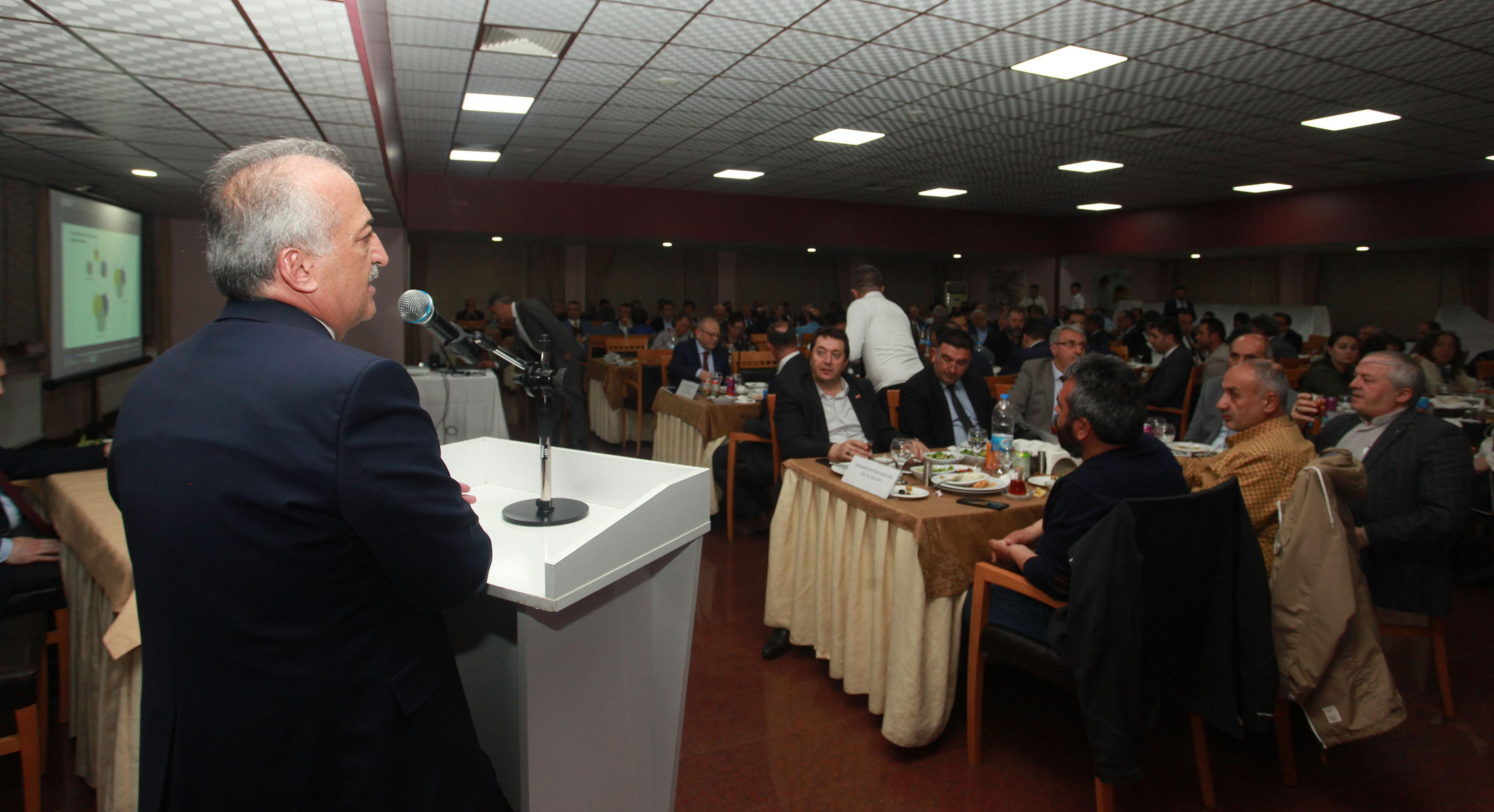7. Üniversite-STK buluşması, iftar programıyla gerçekleşti