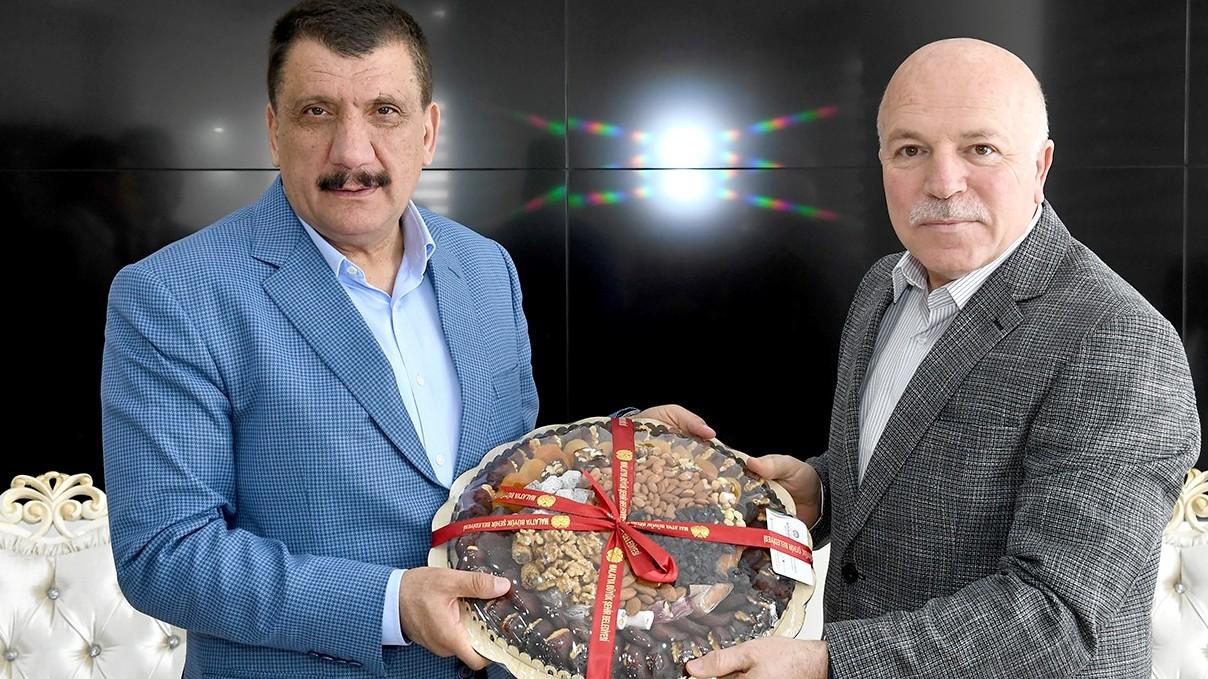 Sekmen'den, Gürkan'a ziyaret