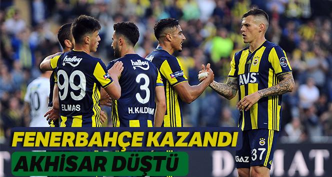 Fenerbahçe 2 - 1 Akhisarspor