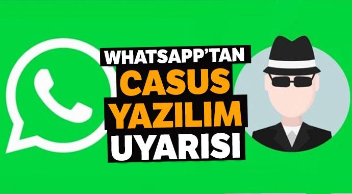 WhatsApp'ta yeni bir casus yazılım ortaya çıktı