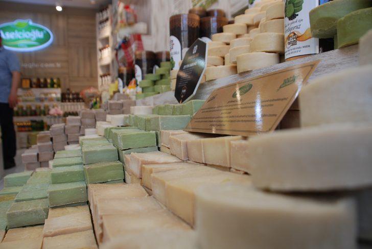 Çırak olarak başladı, şimdi 24 ülkeye sabun ihraç ediyor
