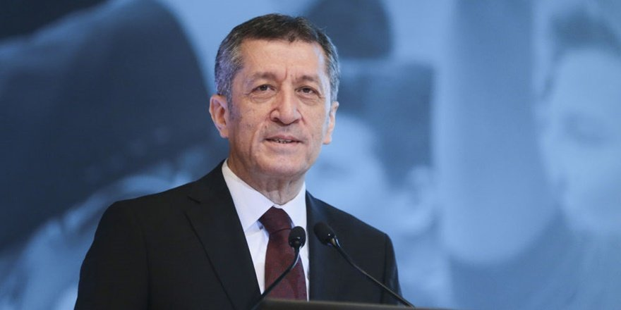 """Milli Eğitim Bakanı Ziya Selçuk: """"2024'te üniversite sınavı değişecek"""""""