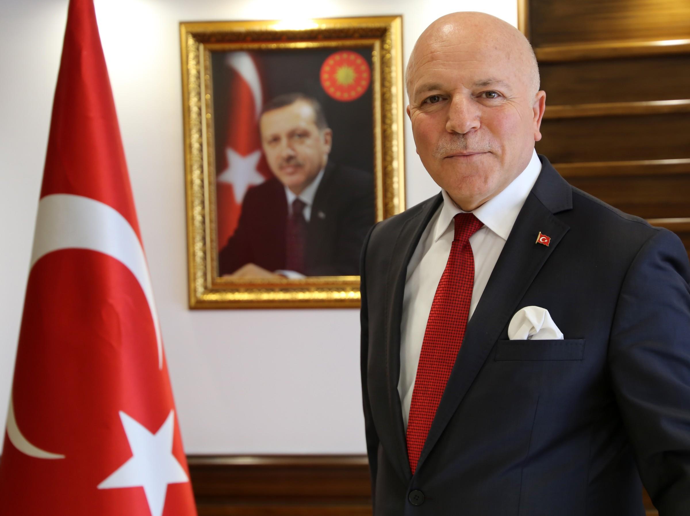 Başkan Sekmen'den 19 Mayıs mesajı