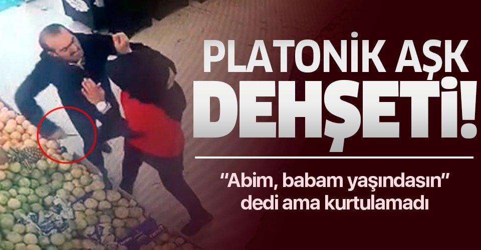 Erzurum'da platonik aşk dehşeti!