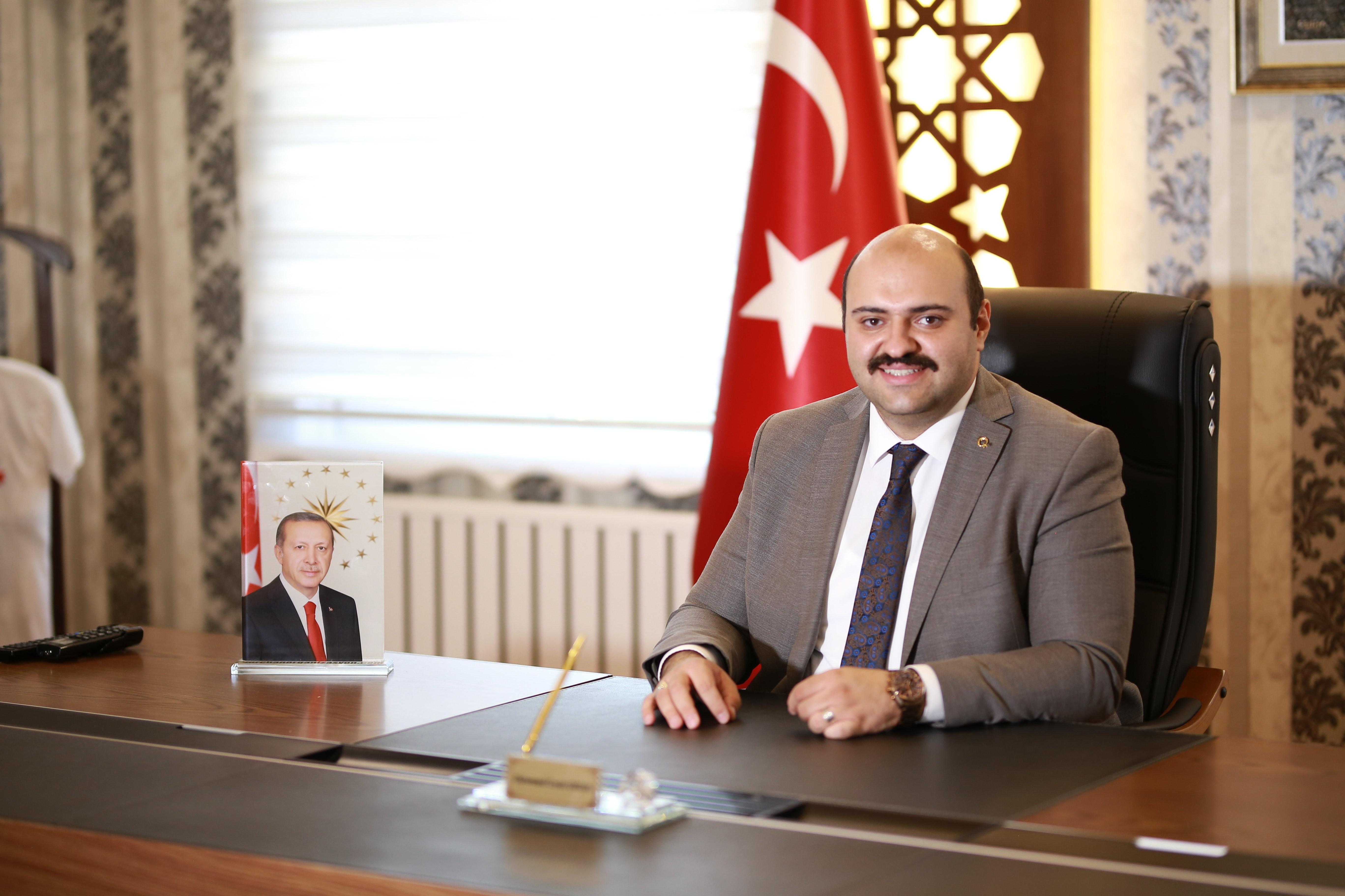 Başkan Orhan'dan 19 Mayıs Atatürk'ü Anma Gençlik ve Spor Bayramı Mesajı