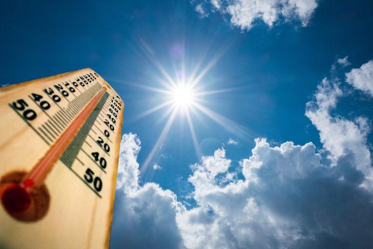 Meteoroloji son dakika hava durumu tahmini