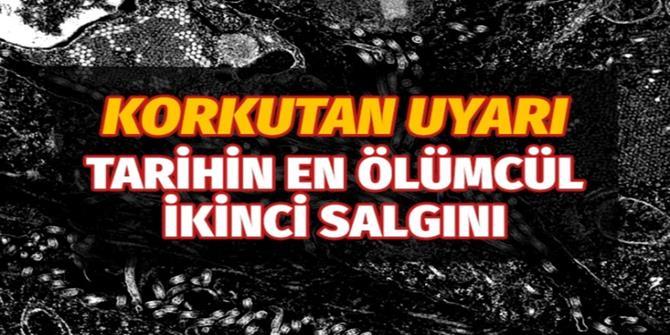 DSÖ'den Ebola uyarısı: