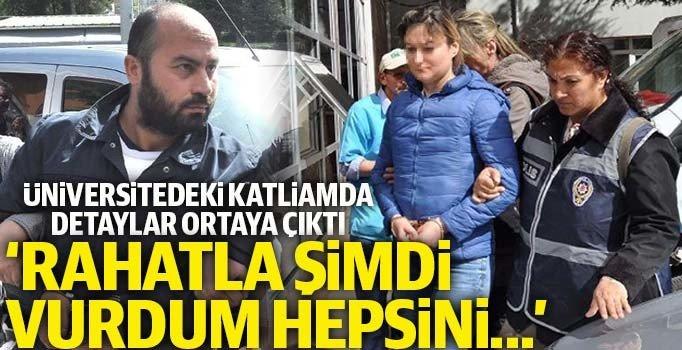 Eskişehir'de 4 akademisyeni öldürmüştü!