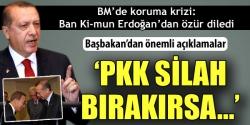 PKK'ya karşı ortak adım!