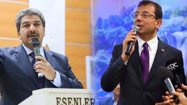 Mehmet Tevfik Göksu'dan Ekrem İmamoğlu'na yanıt