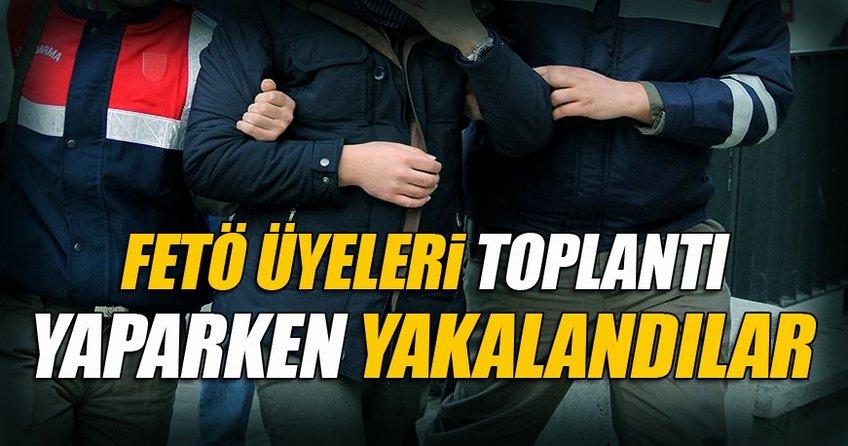 Elazığ'da şok operasyon! Toplantı halinde basıldılar: Çok sayıda gözaltı var!