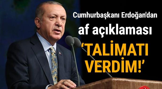 Erdoğan'dan Hakim ve Savcı Kura Töreni'nde açıklamalar