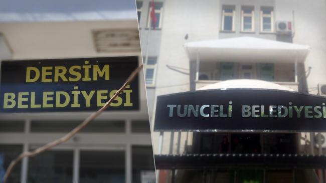 """Tunceli Belediyesi'nin """"Dersim"""" kararı için ADD'den iptal başvurusu"""