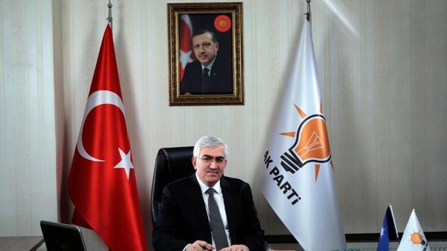 Erzurum İl Başkanlığından Binali Yıldırım'a destek harekâtı