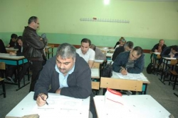 Eğitimcilerin kursu tamamlandı