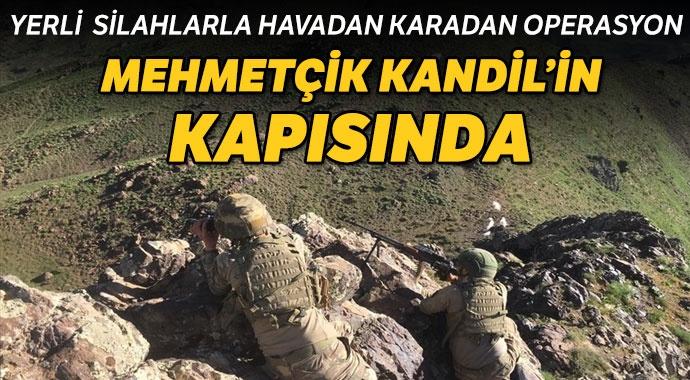 Mehmetçik'ten Hakurk'a pençe
