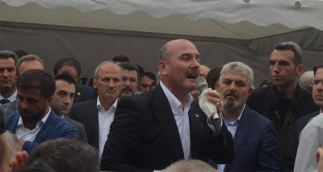 Bakan Soylu'ya Trabzonlu tepkisi