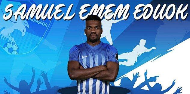 Galatasaray, Erzurumsporlu Eduok'u istiyor iddiası