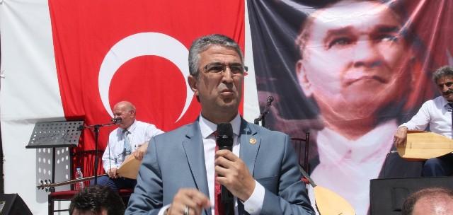 """MHP Genel Başkan Yardımcısı Aydın: """"Ülkemiz üzerine oynanan oyunlar var"""""""