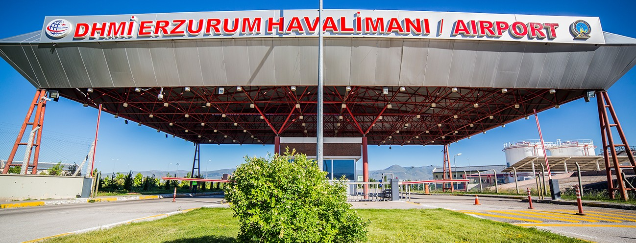 Erzurum Havalimanı 5 ayda 446 bin 933 yolcuyu ağırladı