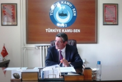Türkiye Kamu-Sen'den teröre tepki