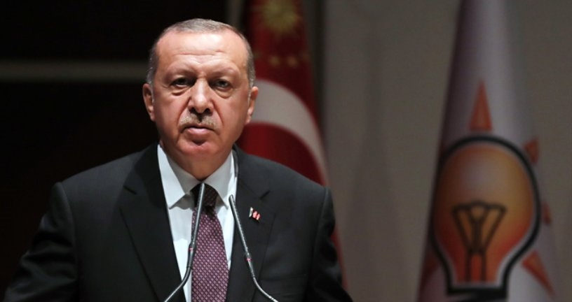 Erdoğan'dan 6 maddelik paylaşım