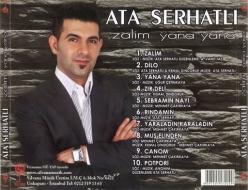 Ata Serhatlı'nın yeni albümü çıktı