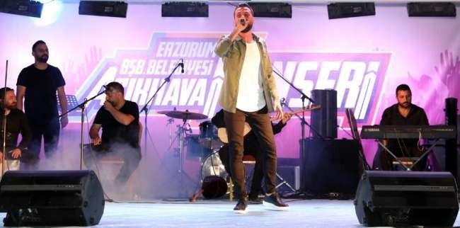 """Büyükşehir'in """"Açık Hava Konserleri"""" başladı"""