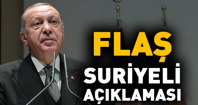 Erdoğan açıkladı! Suriyelilere maaş bağlandı mı?
