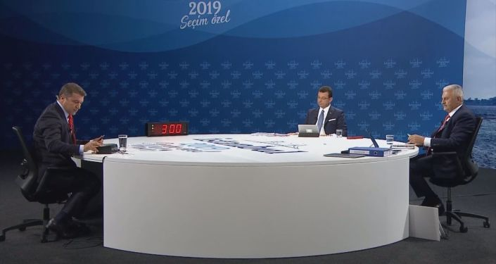 Süleyman Soylu'dan ortak yayın açıklaması!