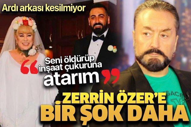 Dolandırıcı olduğu iddia edilen eşi Adnan Oktar'ın müridi çıktı