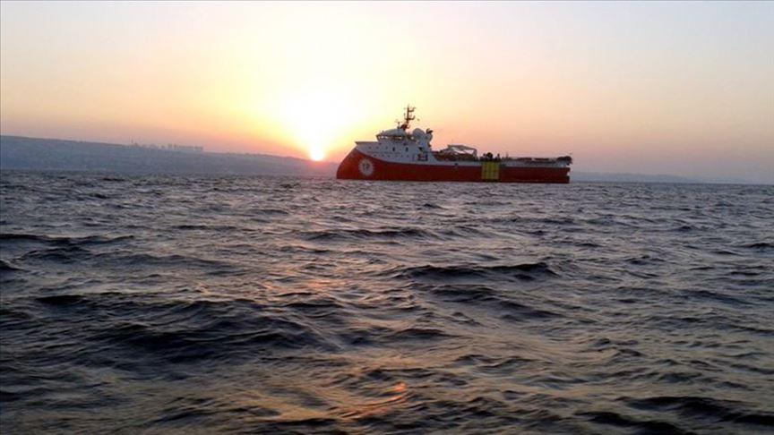 TPAO Akdeniz'i karış karış arıyor