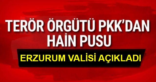 Erzurum Valisi Memiş İHA'ya açıkladı