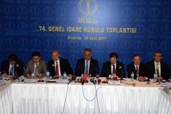 MÜSİAD'dan Erzurum'da genel kurul