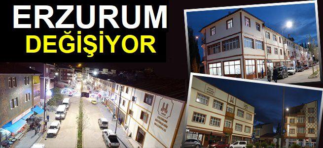 Büyükşehir'in 'Cephe Sağlıklaştırma' çalışmaları sürüyor