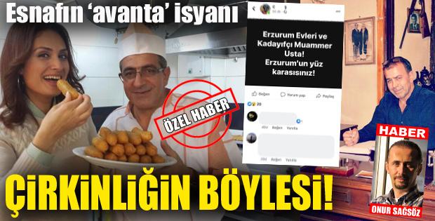 Erzurum'da Esnafın 'avanta' isyanı