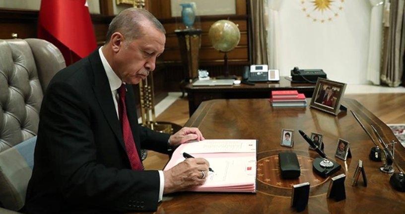 """Erdoğan imzayı attı, 4 ildeki bazı yerler """"kesin korunacak"""