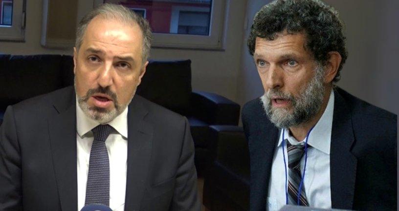 AK Partili Yeneroğlu'ndan Osman Kavala açıklaması