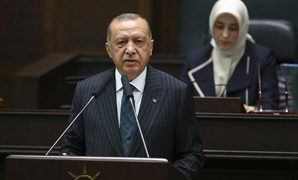 Cumhurbaşkanı Erdoğan: Siyaset anlayışımızda millete küsmek yoktur!