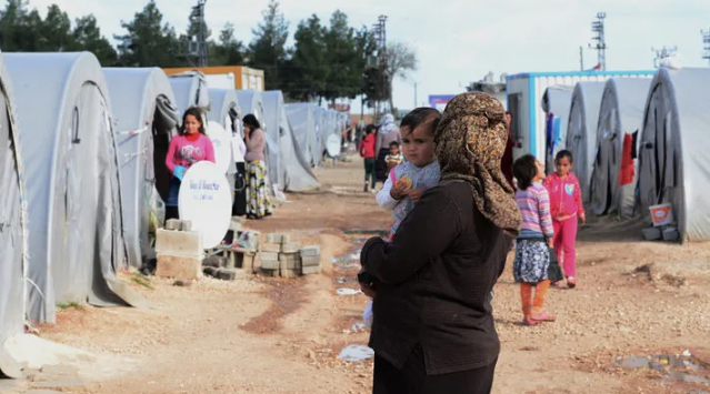 Türkiye'de yaşayan Suriyelilerin sayısı açıklandı!
