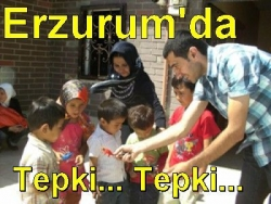 Göçmenlere fakir tepkisi!