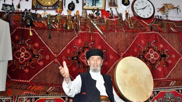 """Erzurum'un """"Dadaş Necati""""si kültür elçisi gibi"""