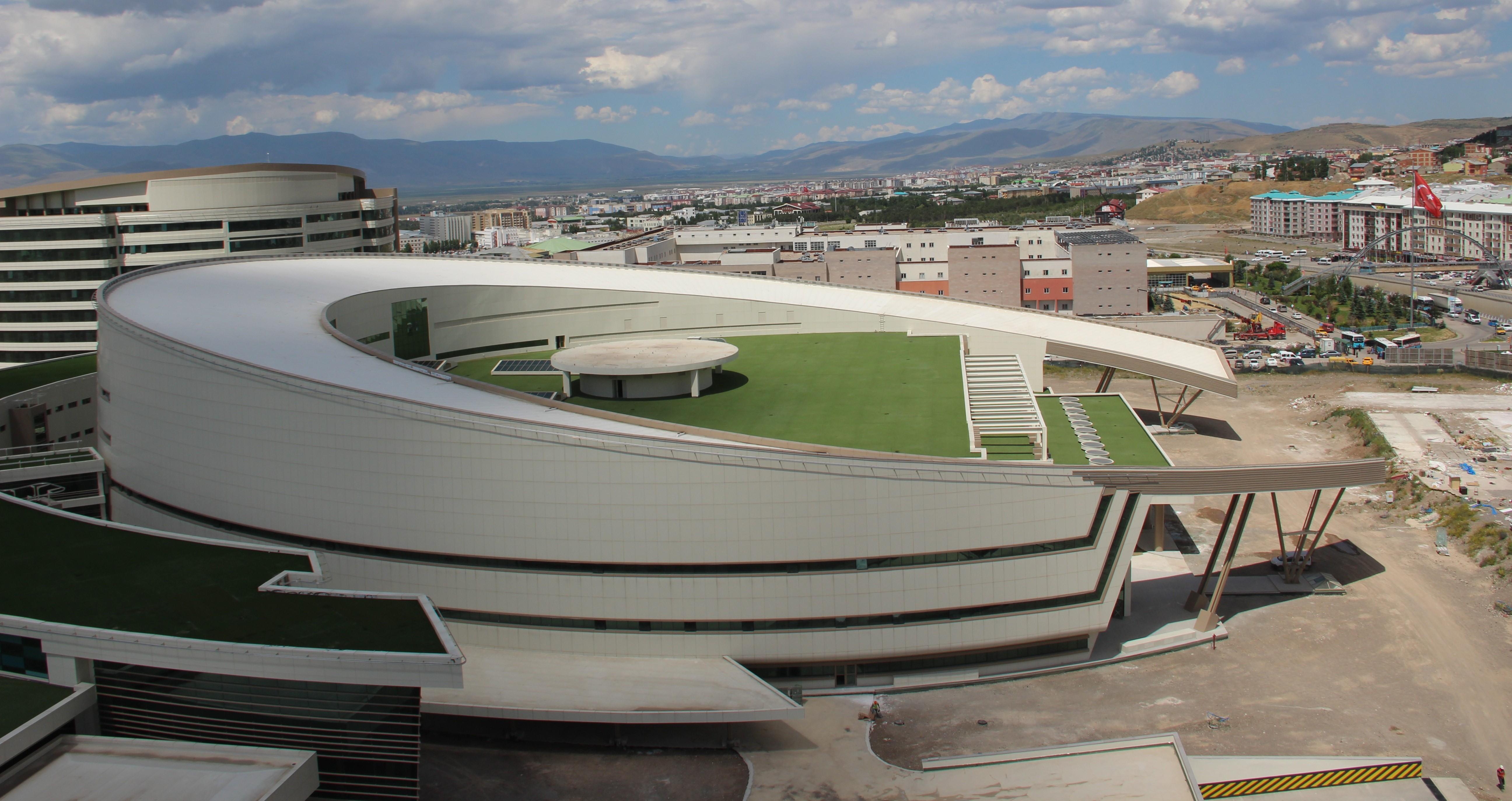 Erzurum şehir hastanesi olacak