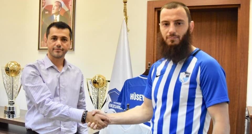 Erzurumspor, Aykut Demir'i kadrosuna kattı