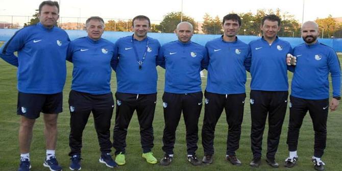 Erzurumspor'da yeni sezon hazırlıkları