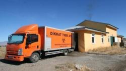 Erzurum tıbbi atık merkezi oldu